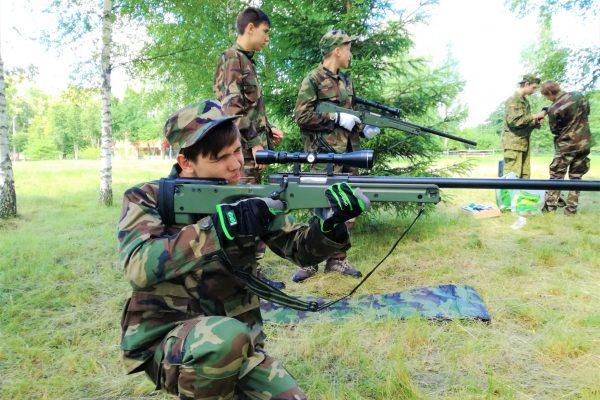 Šaudymas į taikinius 3